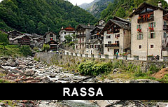 webcam valsesia Rassa