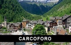 webcam valsesia Carcoforo